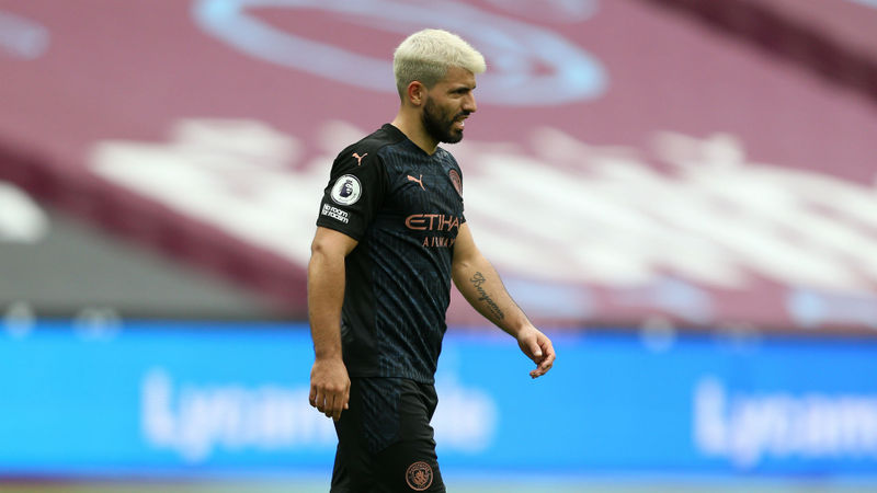Aguero will still be the same player after injury - Guardiola