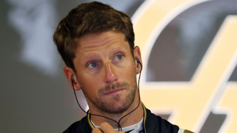 Grosjean to skip final Haas race after crash: 'The best decision for my future'