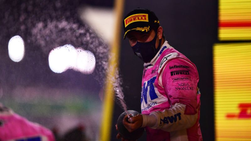 Free agent Perez after first F1 win: I hope I'm not dreaming!