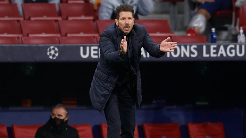 Simeone ready for another thriller with Salzburg