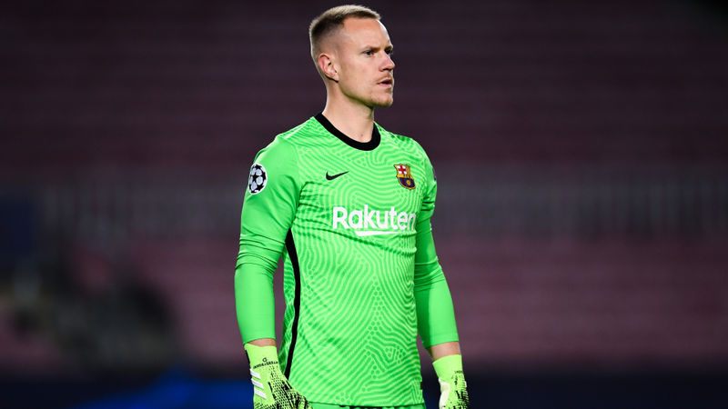 Ter Stegen rues Barcelona errors, defending after Juventus loss