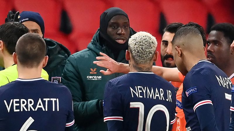 Mourinho hopes events of 'iconic' PSG v Istanbul Basaksehir match are never repeated