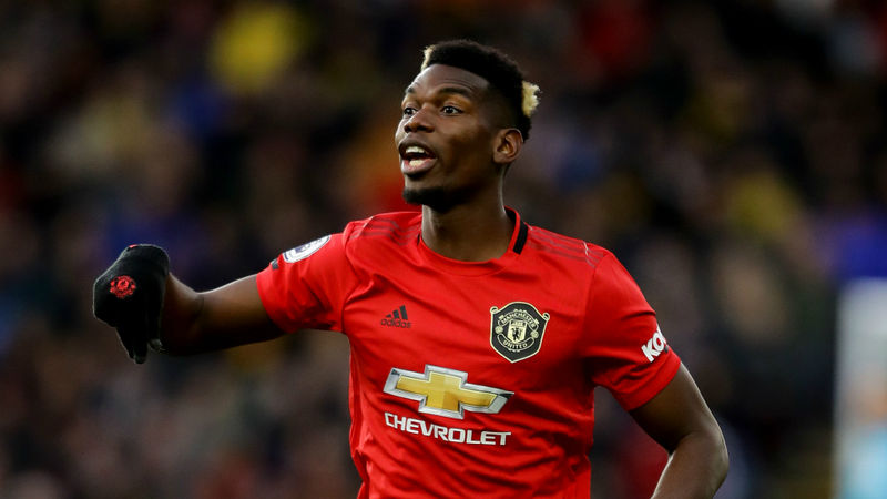 Neville, Keane want Man Utd to let Pogba go and avoid Raiola