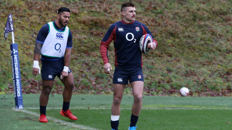 Tuilagi and Slade on course to be fit for Ireland clash