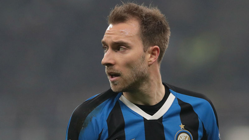 Ludogorets 0-2 Inter: Eriksen opens account in Europa League win