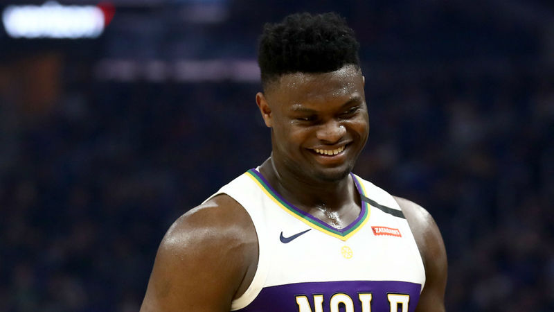 Zion: LeBron does not get respect he deserves