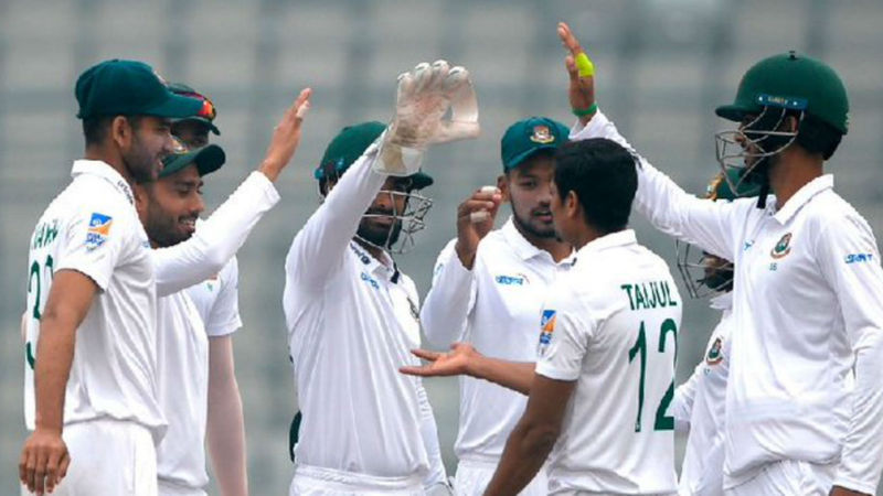 Hasan stars as Tigers end Test drought with Zimbabwe drubbing