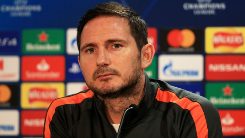 Chelsea need to be at their maximum against Bayern, admits Lampard
