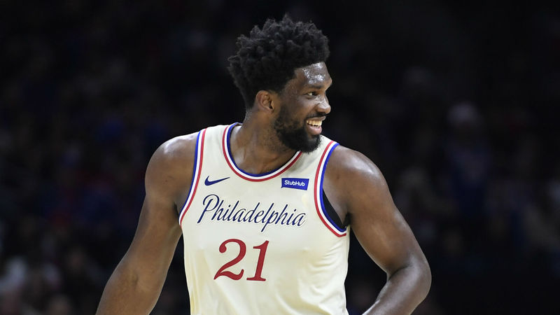 Joel Embiid has 'no structural damage' to shoulder