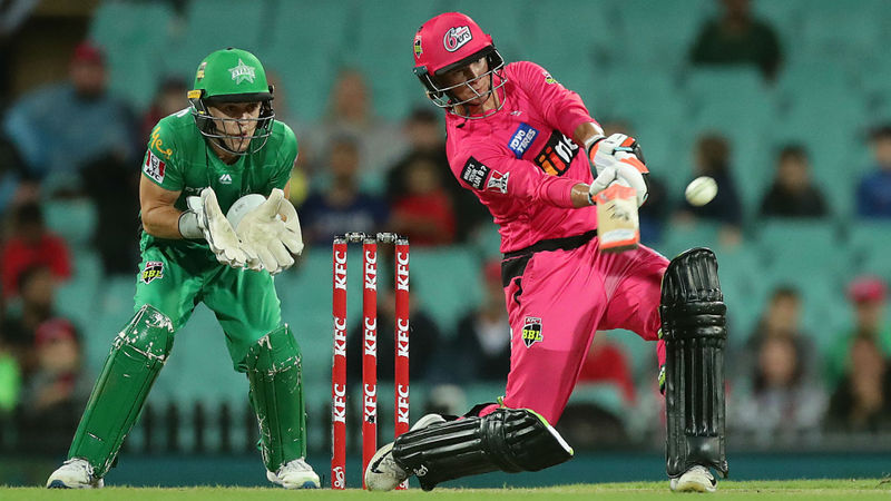 Sixers clinch BBL title after Philippe half-century