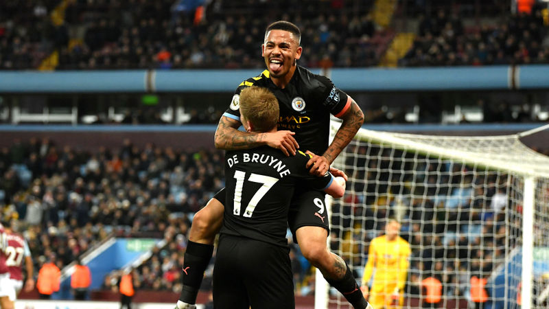 De Bruyne the master key in Guardiola's shape-shifting City
