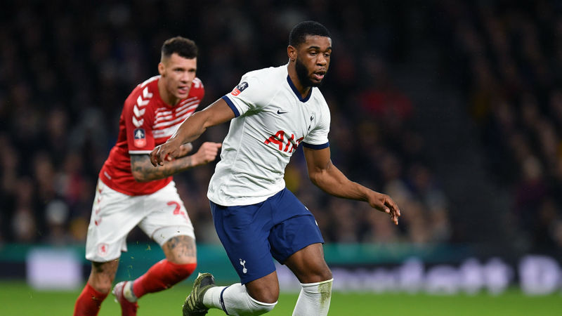 Spurs youngster Tanganga has Mourinho's trust