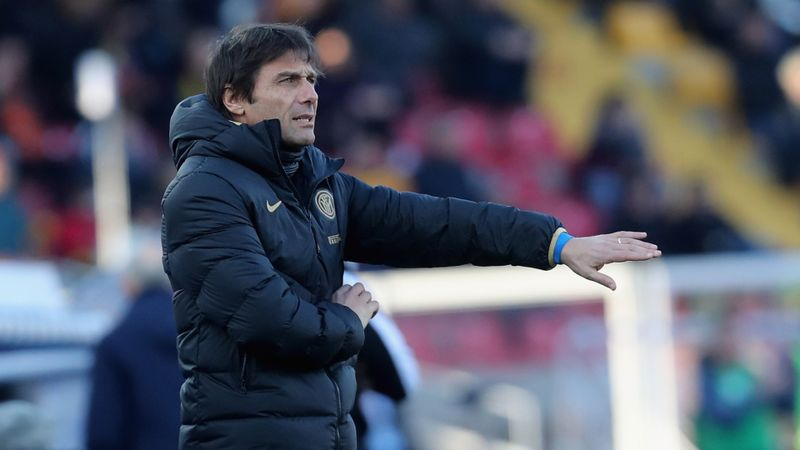 Inter must play at 200kmph - Conte