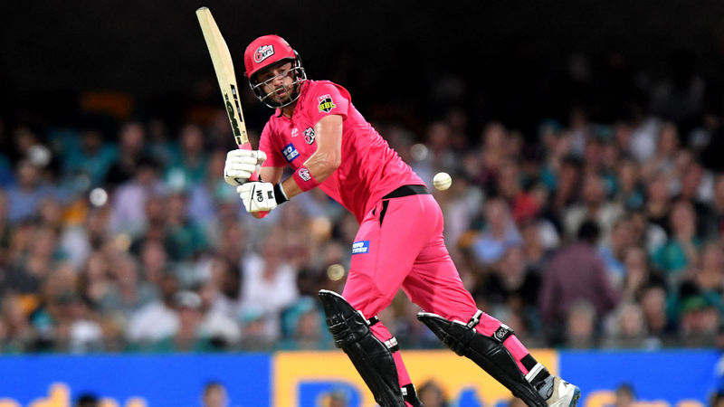 Sixers hammer misfiring Heat in Smith's Big Bash return