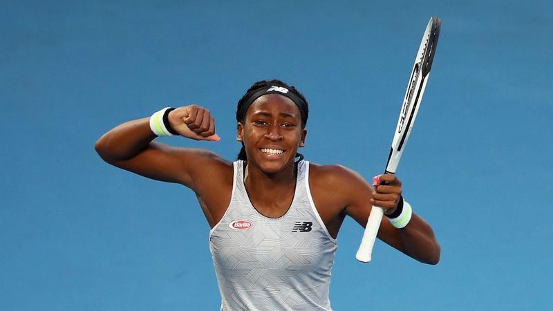 Gauff in frame for Fed Cup debut, joining Serena and Kenin in mighty USA team