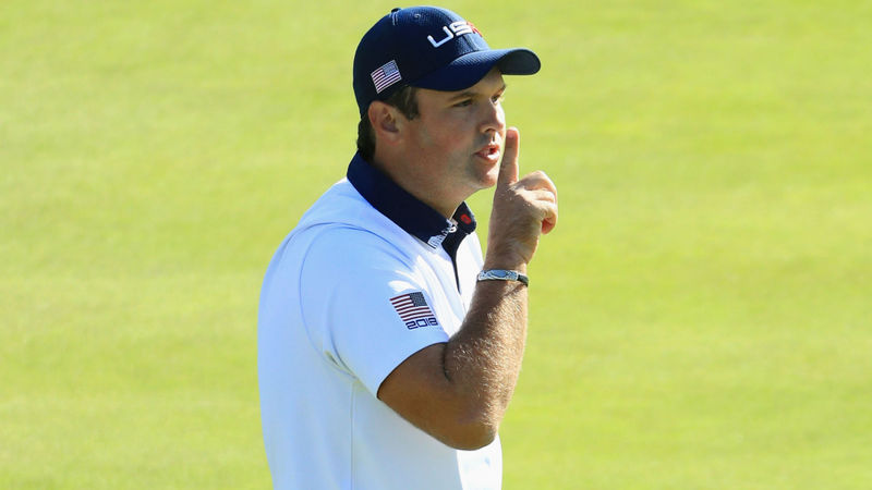 Reed: Fans are what makes the Ryder Cup