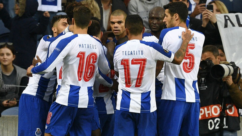 Pepe's Porto celebrate 29th league title after dethroning Benfica