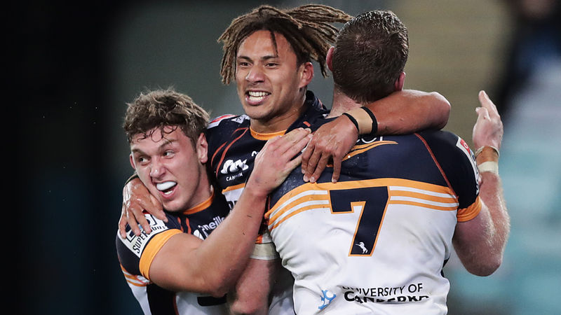 Brumbies win thriller as Fines proves costly to Waratahs