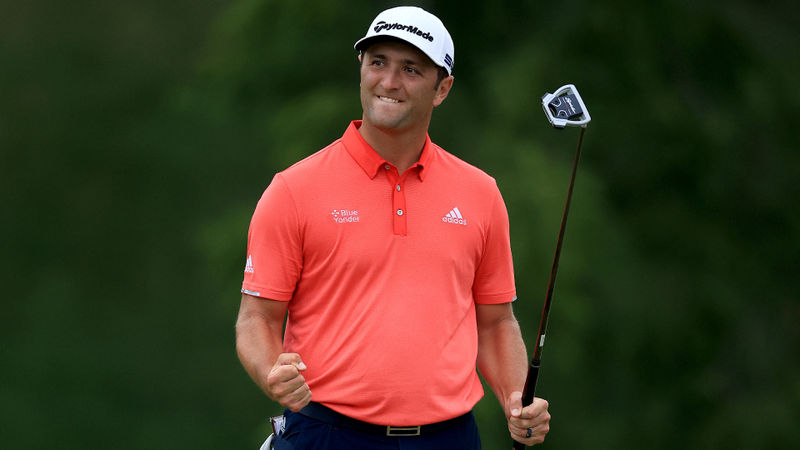 Rahm claims top ranking after Memorial Tournament win