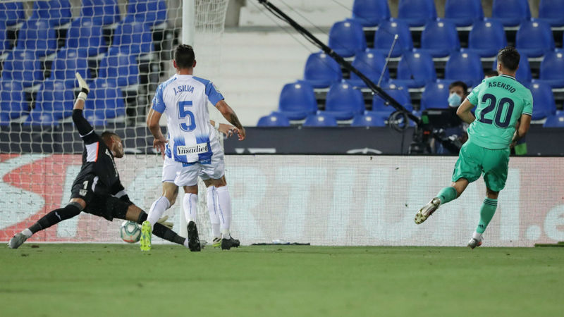 Leganes 2-2 Real Madrid: LaLiga champions condemn Aguirre's side to relegation