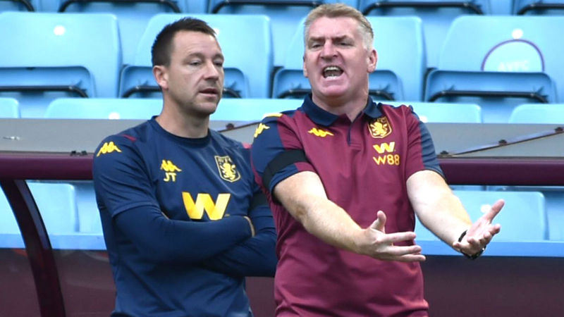 Terry 'fully focused' on Aston Villa despite Bristol City talk - Smith