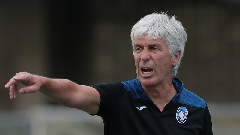 Atalanta boss Gasperini handed touchline ban for Milan game