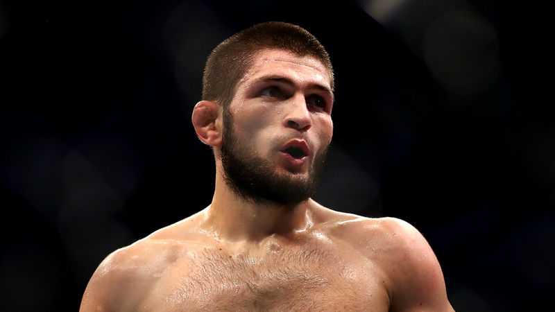 Khabib's sorrow after father's death - I hope you were pleased with me