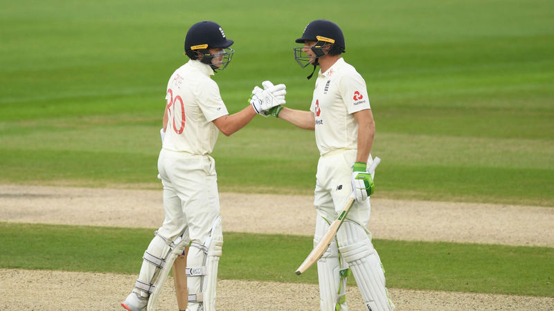 Pope and Buttler give England the edge in decisive Test
