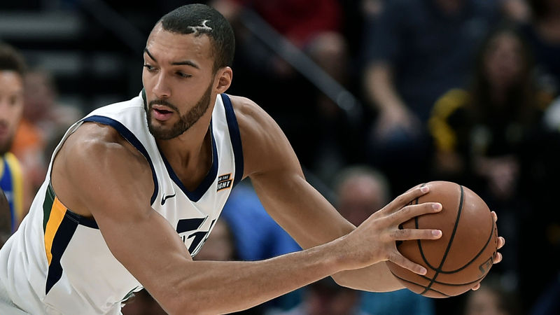 Gobert feeling blessed after leading Jazz to NBA restart win over Pelicans
