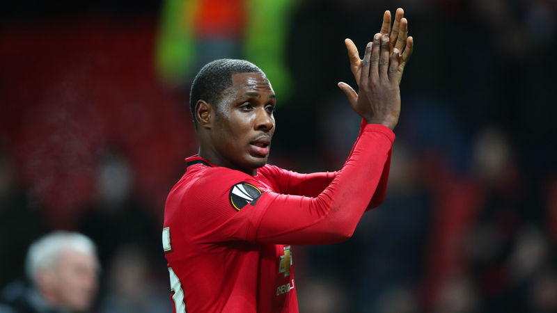 Man Utd extend Ighalo's loan until 2021