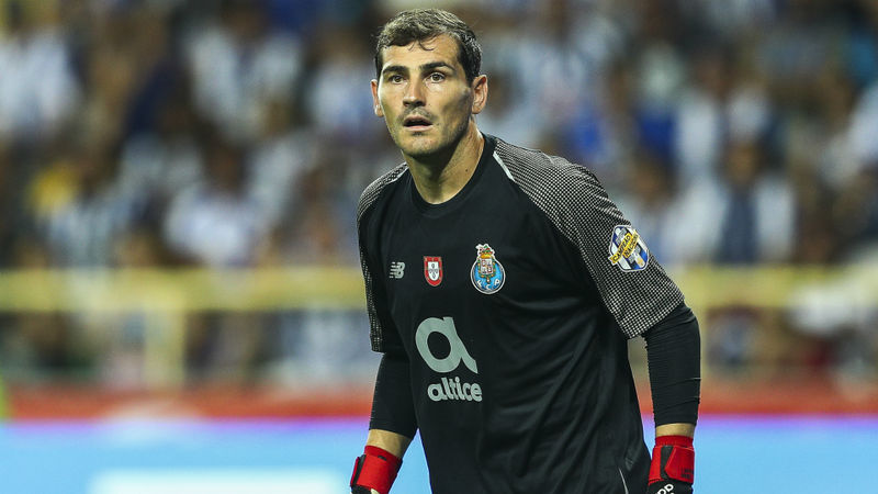 Spain great Casillas pulls out of RFEF presidency bid