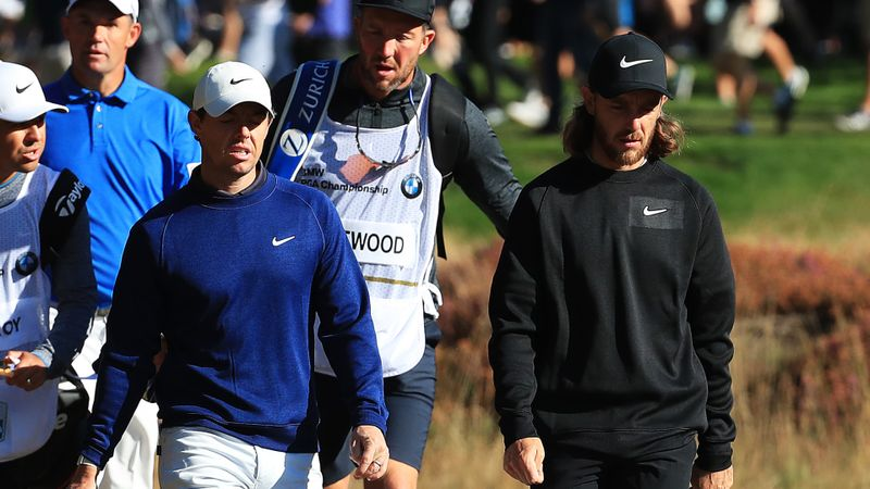McIlroy: Players who care are in US for PGA Tour return