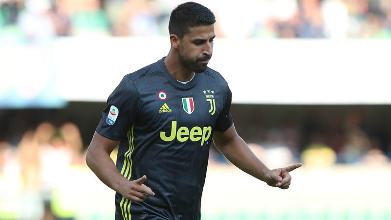 Khedira dreaming of Champions League success with Juventus