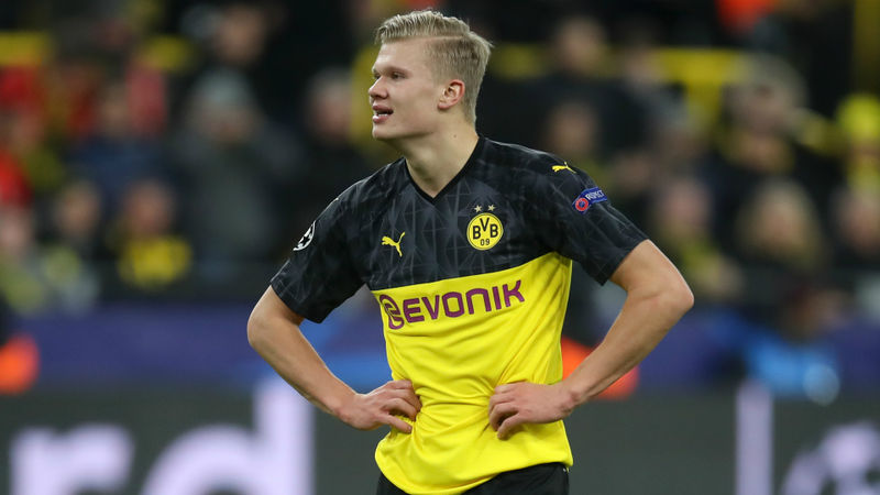 Rumour Has It: Madrid and Barcelona consider Haaland, Martinez and Werner