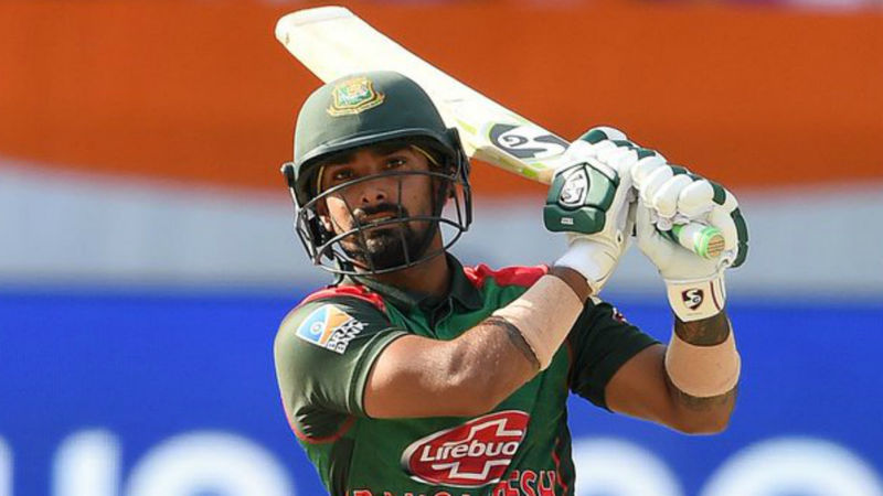 Liton Das inspires Bangladesh to record ODI win over Zimbabwe