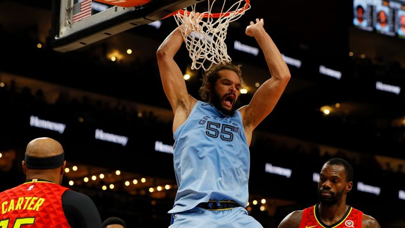 Clippers sign free agent Joakim Noah