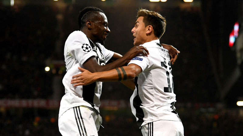 Coronavirus: Matuidi tells Juve team-mate Dybala to 'keep shining bright' after positive test