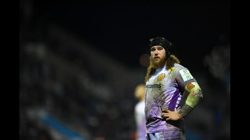Williams commits to Premiership leaders Exeter Chiefs