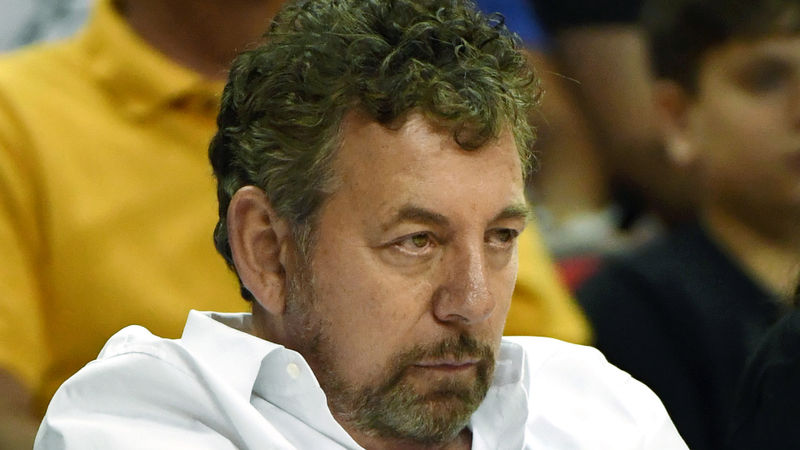 Coronavirus: Knicks owner Dolan tests positive for COVID-19