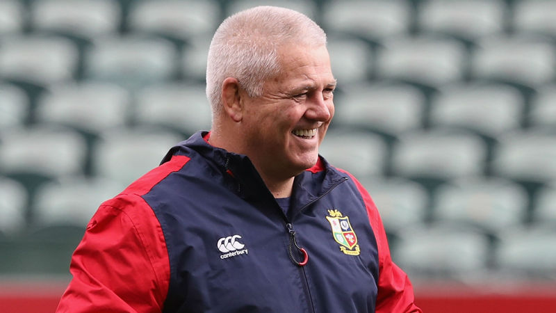 Lions not concerned by Tokyo Olympics clash with Springboks series