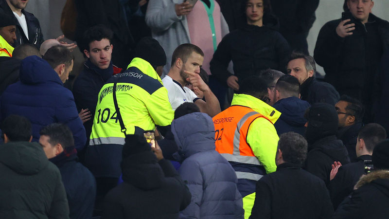Dier fan altercation to be investigated by FA