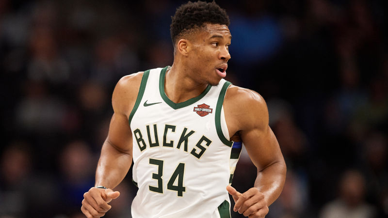 Giannis & Bucks bounce back, Doncic makes Mavs history