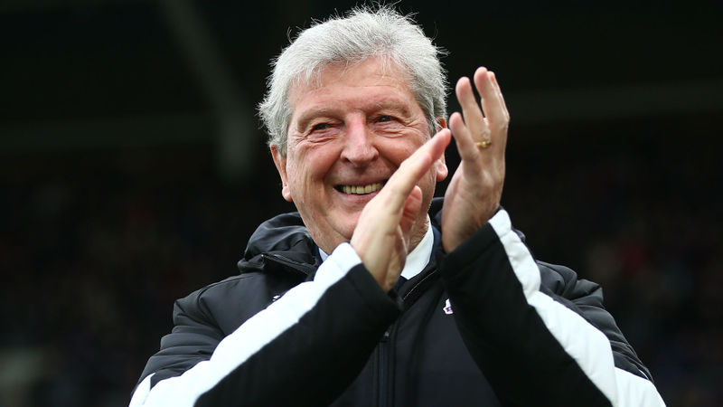 Hodgson takes manager career beyond 44 years with Crystal Palace extension