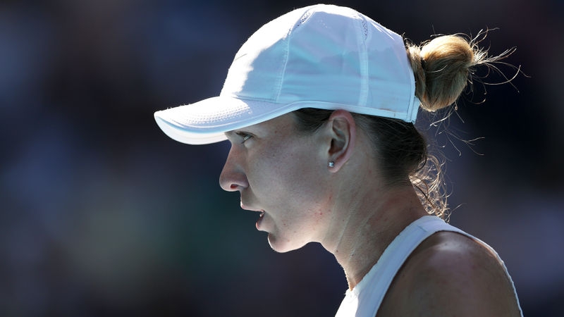 Halep & Kerber withdraw from Indian Wells