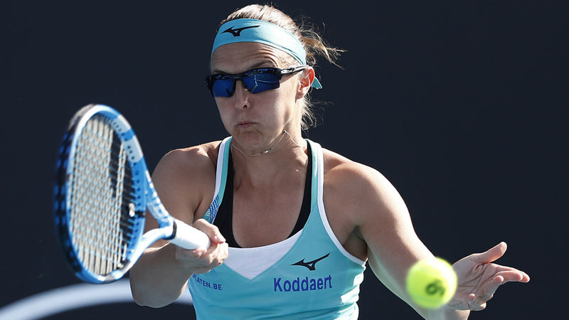 Flipkens furious to learn on Twitter that Indian Wells Open was cancelled