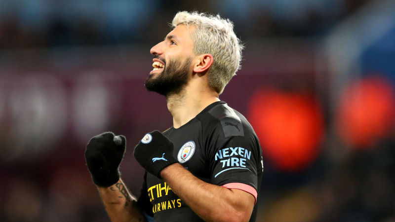 Coronavirus: Most Premier League players are scared to return – Aguero
