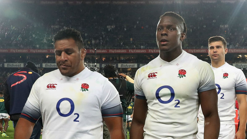 Mitchell expects Itoje and Vunipola to make 'good decisions' over Saracens future