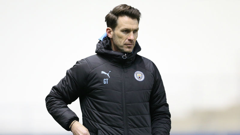 Manchester City Women appoint Taylor as new coach