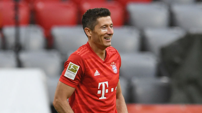 Can Lewandowski end his Dusseldorf drought? - The Bundesliga in Opta Facts