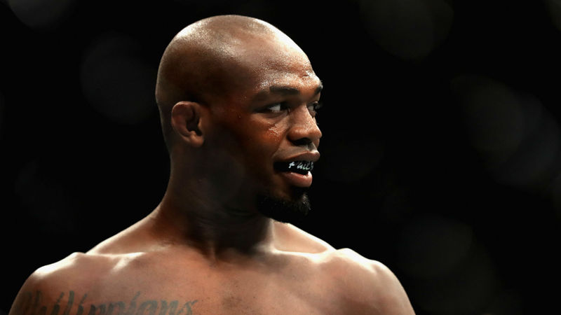 Release me from my UFC contract! - Jones fumes at White over 'Wilder numbers' claims